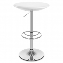 Table de Bar Chrome ABS - Podium