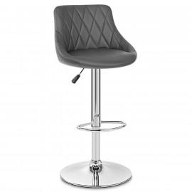 Chaise de Bar Faux Cuir - Stitch