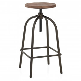 Tabouret de bar Métal - Vice Industrial