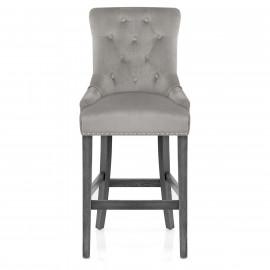 Chaise de Bar Velours - Etienne
