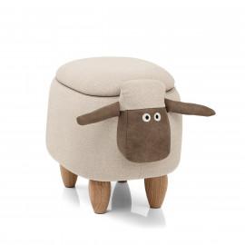 Tabouret de Rangement Enfant - Sheep