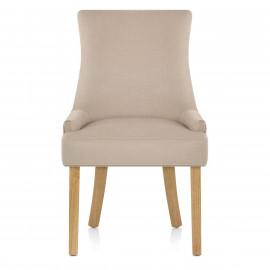 Chaise Chêne Tissu - Richmond