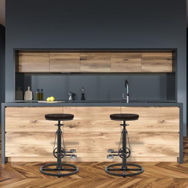 Tabouret de bar bois - Pédalo