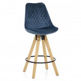 Chaise de Bar Velours - Prism