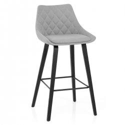 Chaise de Bar Tissu - Regent