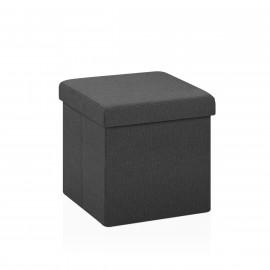 Tabouret de Rangement Tissu - Rubic