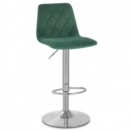 Tabouret de Bar Velours - Melody