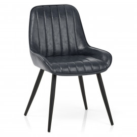 Chaise Faux Cuir - Mustang