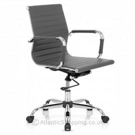 Chaise de Bureau Faux Cuir - Tek