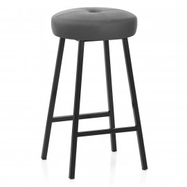 Tabouret de Bar Faux Cuir - Buzz