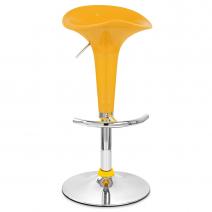 Chaise de Bar ABS Chrome - Gloss Coco