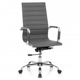Chaise de Bureau Faux Cuir - Métro