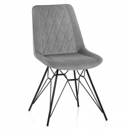 Chaise Velours - Indi